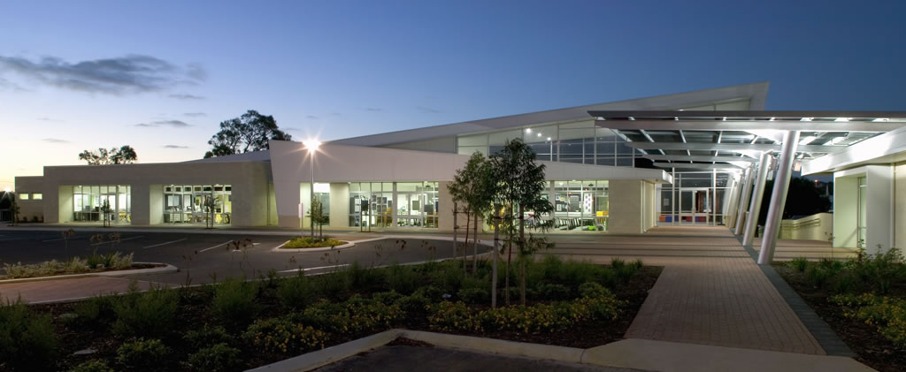 Lake Joondalup Baptist college Recreation Centre